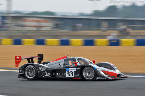 Joao Botelho De Sousa took sixth place in the ES_P2 class in the Le Mans Multiclass @ Race2Play.com
