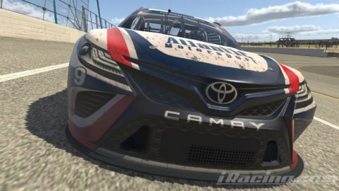 Mario Rocha finish P10 on the Monster Energy NASCAR CUP SERIES S1 – Talladega Superspeedway