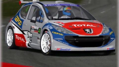 Michele Boffelli led every lap on the way to a commanding victory in the Hockenheim @ Race2Play.com