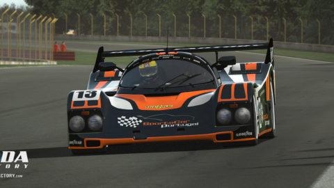 SportsCar Portugal Porsche 962C – Group C