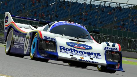 Daniel Gomez logs time at front of field for win in São Paulo GP GroupC // Race2Play