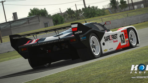 April Dillon captured fifth place in the Team Comet Turbo Fest Sebring Sebring Int'l // Race2Play