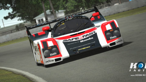 Arwin Taruna won first place in the SimCraft Road America GroupC in Round 4 of the Group C Atlantic Motorsport series @ Race2Play.com
