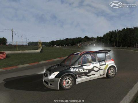 Luis Felipe Capamadjian controls lead every lap in Oran Park Swift // Race2Play