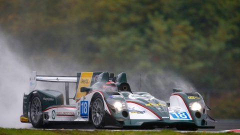 Gino Bardelli captured second place in the ES_P2 class in the Fuji Speedway EnduRacers // Race2Play