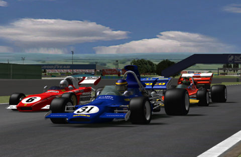 Nuno Gaiteira captured 13th place in the Osterreichring '79 F1'71 @ Race2Play.com