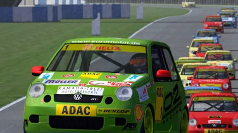 Luís Almeida captured fourth place in the Symmons Plains Lupo @ Race2Play.com