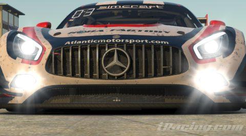 Tony Carl Christensen finished P3 on the VRS GT Sprint Series S1 – Sebring