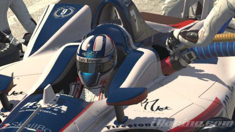Mario Rocha finish P6 on the NTT INDYCAR Series S1 – Texas Motor Speedway