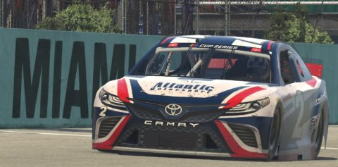 Mario Rocha finish P4 on the NASCAR CUP SERIES S2 – Homestead Miami Speedway