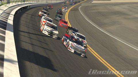 Mario Rocha finish P20 on the NASCAR ROAD TO PRO SERIES – Daytona