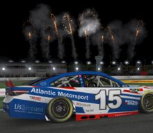 Mario Rocha finish P11 on the NASCAR CUP SERIES S2 – Charlotte Speedway