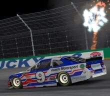 Mario Rocha finish P12 on the NASCAR CUP SERIES S3 – Kentucky Speedway