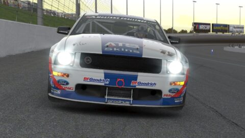 Mario Rocha WON on the SIMLAB Production Car Challenge S4 – Atlanta Motor Speedway