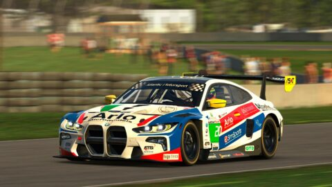 Jorge Cabrita WON on the IMSA Sportscar Championship S1 – Road America