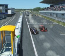 Tomasz Luty finished P15 in the FSR Grand Prix on the Estoril Circuit