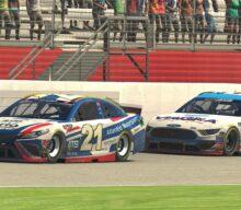 Mario Rocha finish P6 on the NASCAR CUP SERIES S1 – Atlanta