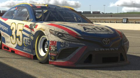 ATLANTA – Mario Rocha finish P8 on the NASCAR iRacing Series – Open (NiS-O)