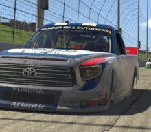 Mario Rocha finish P6 on the iRacing ROAD TO PRO SERIES – Atlanta