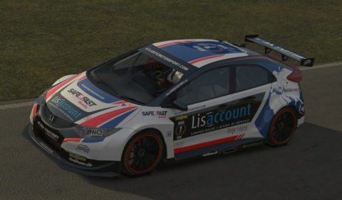 Atlantic Motorsport won the teams title in the British Touring Car Championship at XtremeRPM.org